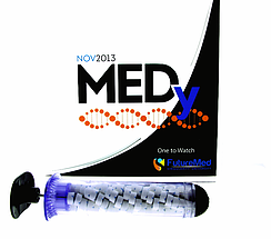 RevMedx wins MEDY award at FutureMed 2013